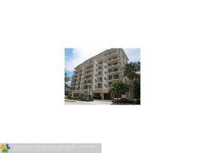 Pompano Beach Condo/Townhouse For Sale: 3210 NE 5th St #302