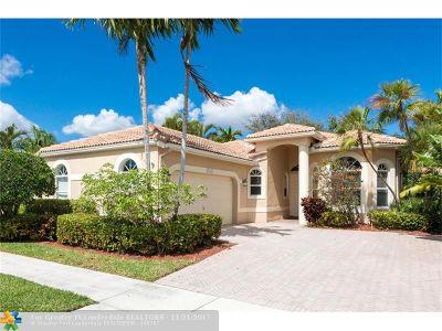Delray Beach Single Family Home For Sale: 5135 Ventura Dr