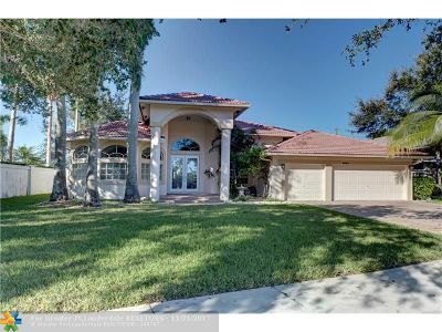 Cooper City Single Family Home For Sale: 8995 NW 41st St