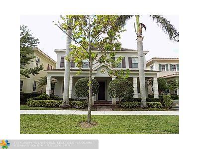 Jupiter Single Family Home For Sale: 107 Ventry Ave
