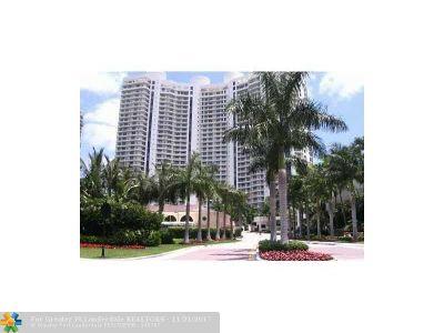 Aventura Condo/Townhouse For Sale: 6000 Island Bl #PH7