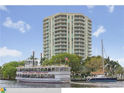 Fort Lauderdale Condo/Townhouse For Sale: 401 SW 4th Ave #1608