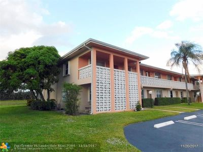 Delray Beach Condo/Townhouse For Sale: 1825 NW 18th St #202