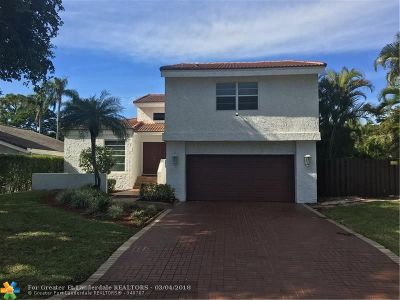 Boca Raton Single Family Home For Sale: 21053 Brookshire Ter