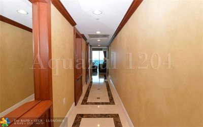 Pompano Beach Condo/Townhouse For Sale: 1600 S Ocean Blvd #1204