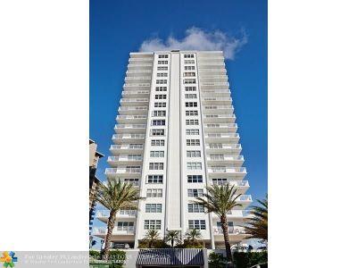 Condo/Townhouse For Sale: 3750 Galt Ocean Dr #1211