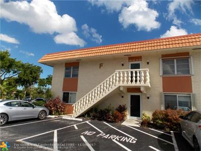 Wilton Manors Condo/Townhouse For Sale: 136 NE 19th Ct #217F