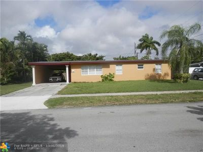 Miami Single Family Home For Sale: 10945 SW 55th St