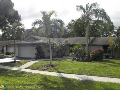 Margate FL Single Family Home Sold: $286,000