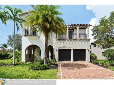Parkland Single Family Home For Sale: 6955 Spyglass Ave