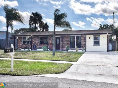 Palm Beach Gardens Single Family Home For Sale: 3642 Dunes Rd