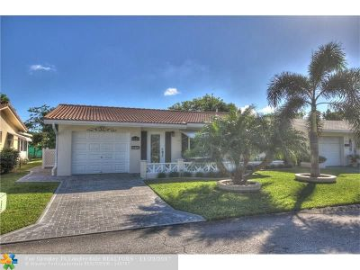 Tamarac Single Family Home For Sale: 4410 NW 43rd Ave