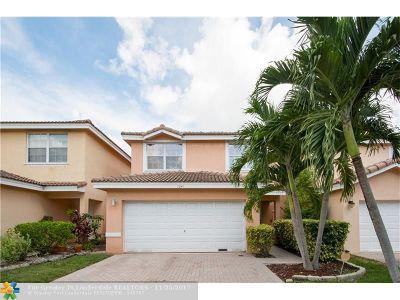 Lauderhill Single Family Home Backup Contract-Call LA: 7241 Sienna Ridge Ln