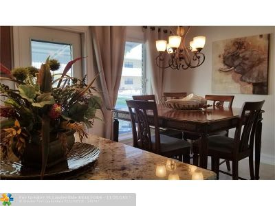 Hollywood Condo/Townhouse For Sale: 2215 Jackson St #8