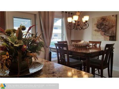 Broward County , Palm Beach County Condo/Townhouse For Sale: 2215 Jackson St #8