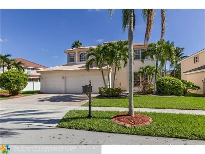 Miramar Single Family Home For Sale: 2235 SW 183rd Ter