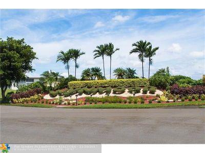 Coconut Creek Condo/Townhouse For Sale: 2502 Antigua Ter #C1