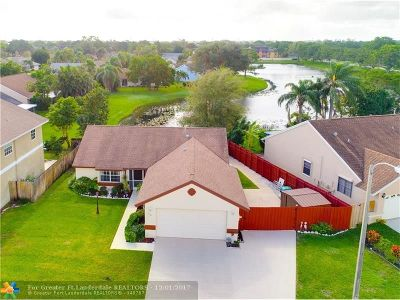 Boynton Beach Single Family Home For Sale: 1710 Banyan Creek Ct