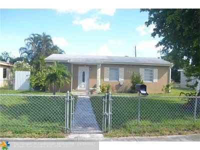 Miami Gardens Single Family Home For Sale: 15321 NW 32 Av