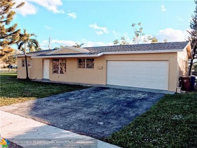Pompano Beach Single Family Home For Sale