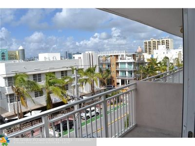 Miami Beach Condo/Townhouse For Sale: 345 Ocean Dr #505