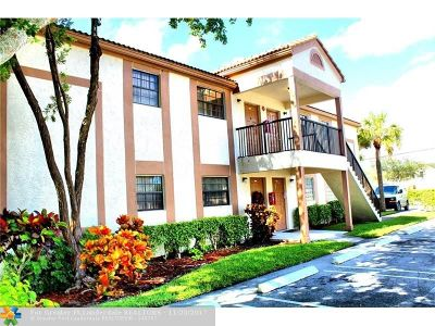 Coral Springs Condo/Townhouse For Sale: 12256 Royal Palm Blvd #B-5