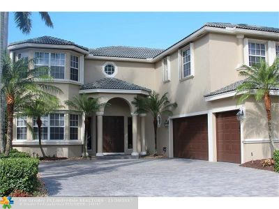 Coral Springs Single Family Home Backup Contract-Call LA: 4960 NW 119th Ter