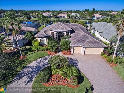 Coral Springs Single Family Home For Sale: 6150 NW 122nd Ter