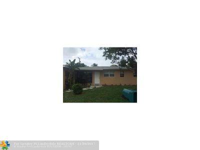 Boynton Beach Single Family Home For Sale: 143 NE 16th Ave