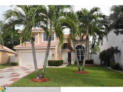 Miramar Single Family Home For Sale: 1921 SW 179th Ave