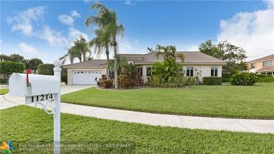 Boca Raton Single Family Home For Sale: 11214 Harbour Springs Cir