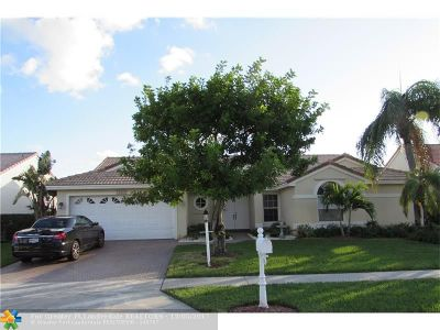 Boca Raton Single Family Home For Sale: 9364 Lake Serena Dr