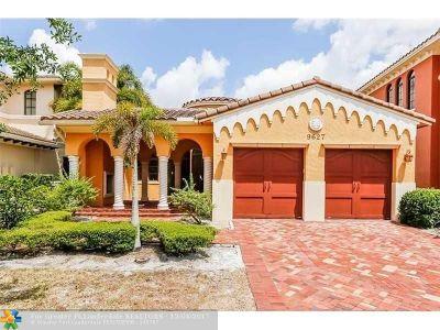 Parkland Single Family Home For Sale: 9627 Cinnamon Ct