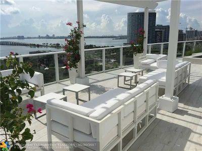 Miami Condo/Townhouse For Sale: 4250 Biscayne Blvd #1214