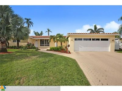 Deerfield Beach Single Family Home For Sale: 1233 SE 11th Ave