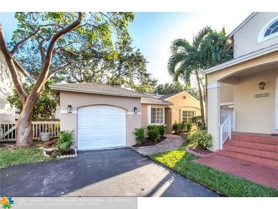 Pembroke Pines Single Family Home For Sale: 11727 NW 12th St