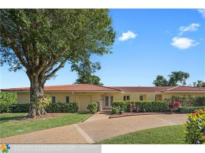 Tamarac Single Family Home For Sale: 5406 Red Cypress Ln