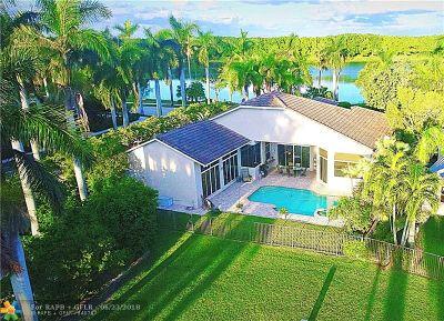 Weston Single Family Home For Sale: 2511 Eagle Run Dr
