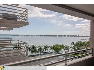 Miami Condo/Townhouse For Sale: 1541 Brickell Ave #B904