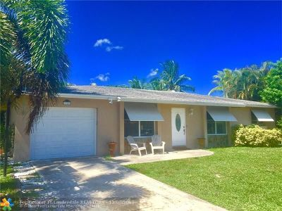 Boca Raton Single Family Home For Sale: 1781 SW 11th St