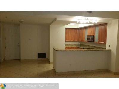 Wilton Manors Rental For Rent: 2617 NE 14th Ave #106