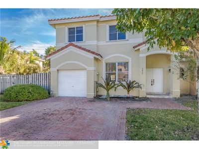 Miramar Single Family Home For Sale: 3825 SW 171 Terr