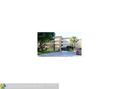 Plantation Condo/Townhouse For Sale: 5275 NW 10th Ct #302
