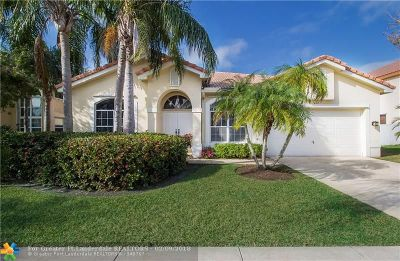 Pembroke Pines Single Family Home For Sale: 440 SW 178th Way