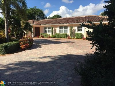 Boca Raton Single Family Home For Sale: 1079 NW 7th St
