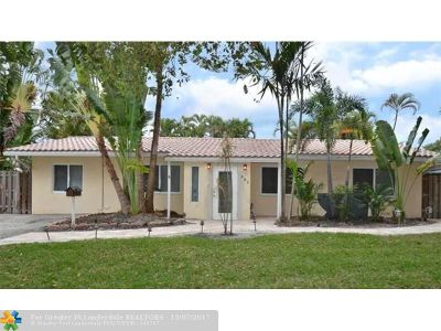 Broward County, Collier County, Lee County, Palm Beach County Rental For Rent: 1981 NE 34th Ct