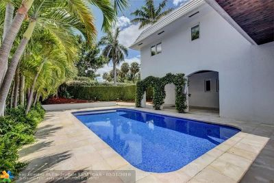 Boca Raton Single Family Home For Sale: 923 NE 24th Street