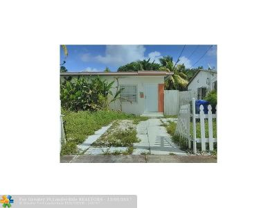 Miami Multi Family Home For Sale: 5631 NW 5th Ct