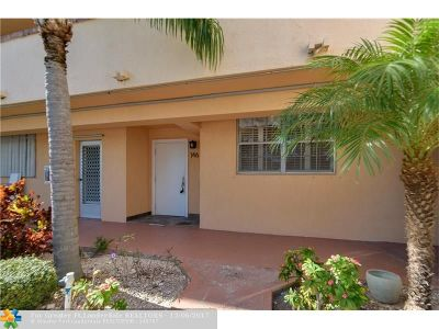 Lighthouse Point Condo/Townhouse Backup Contract-Call LA: 4500 N Federal Hwy #146-F