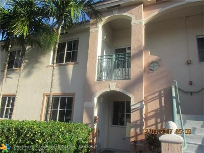 Pembroke Pines Condo/Townhouse For Sale: 2175 NW 77th Way #102